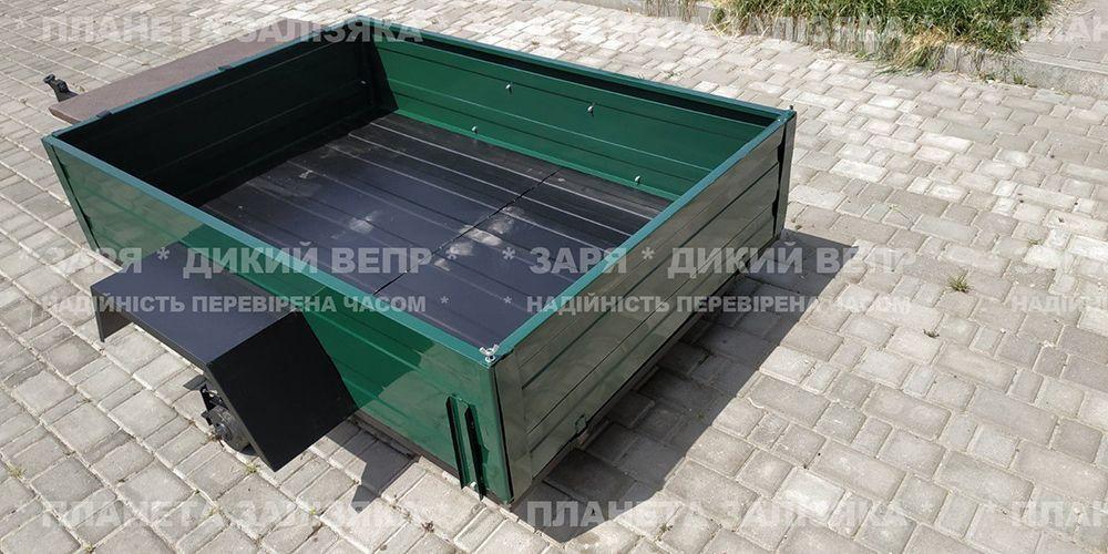 Причіп ПМ-01 для мотоблока 1.7 м х 1.2 м