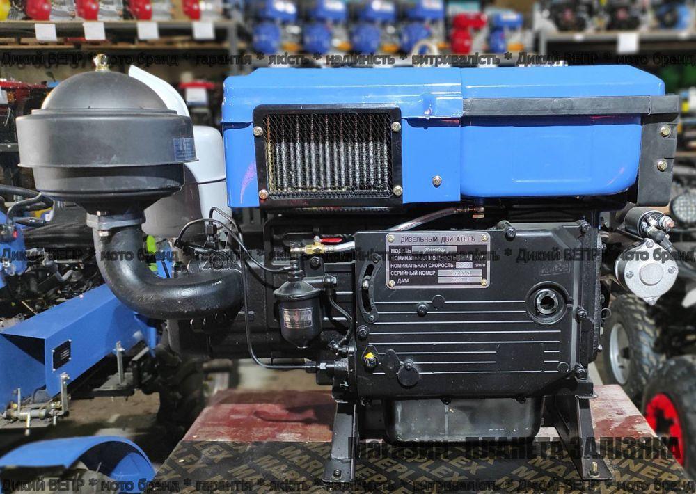Двигун дизельний ZH1125N 24 к.с. з електростартером