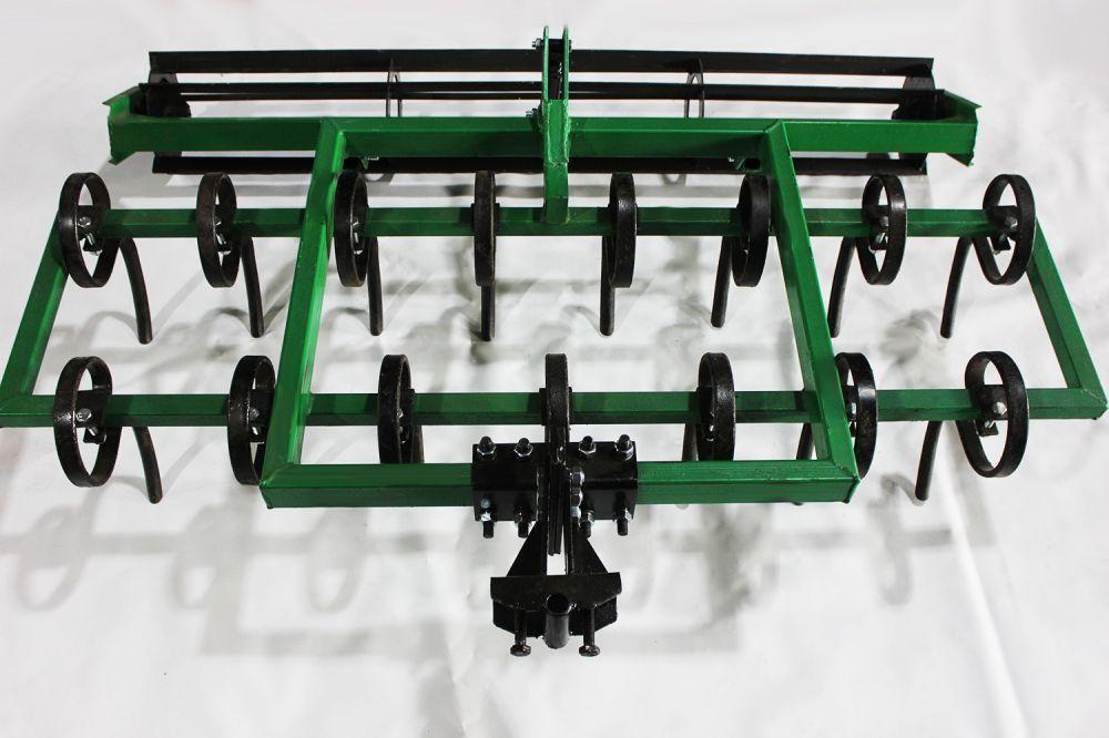 Культиватор пружинний для мототрактора КН-1.4П