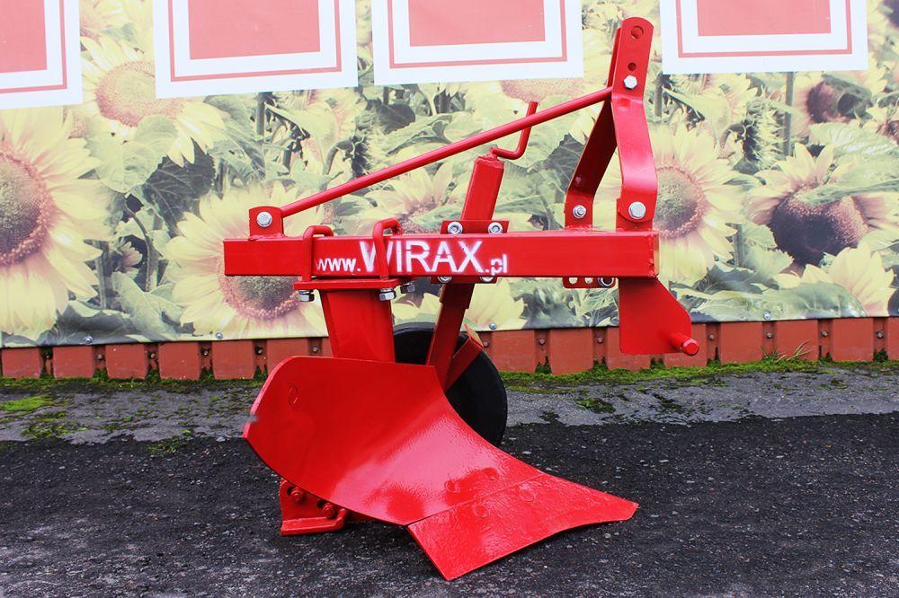 Плуг Wirax однокорпусний для трактора