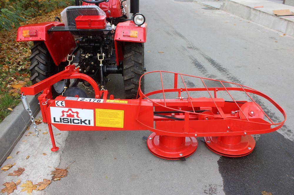 Косарка роторна Lisicki Z-178
