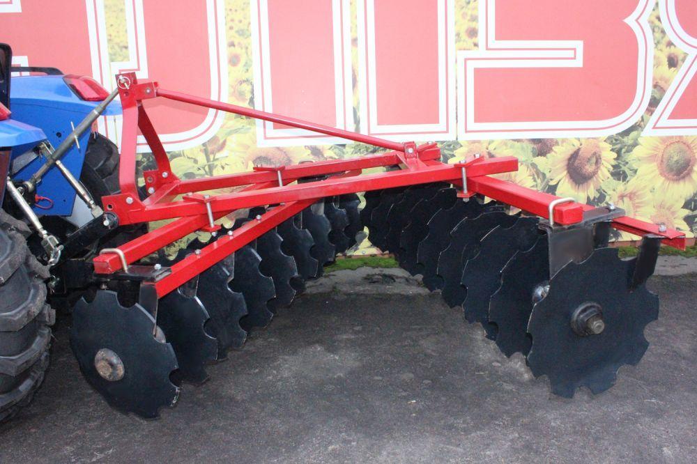 Дискова борона ЗАРЯ 1.7м для трактора
